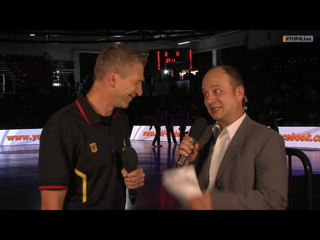 NBBL Halbfinale 2014 Schoder Junior-Giraffen Langen gegen ALBA Berlin