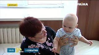Штаб Ріната Ахметова допоміг зробити унікальну операцію хлопчикові з Донецька