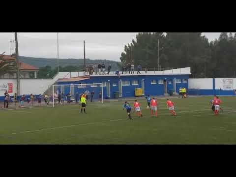 O Cabana marca un penalti e empata a eliminatoria da Copa da Costa ante o Malpica