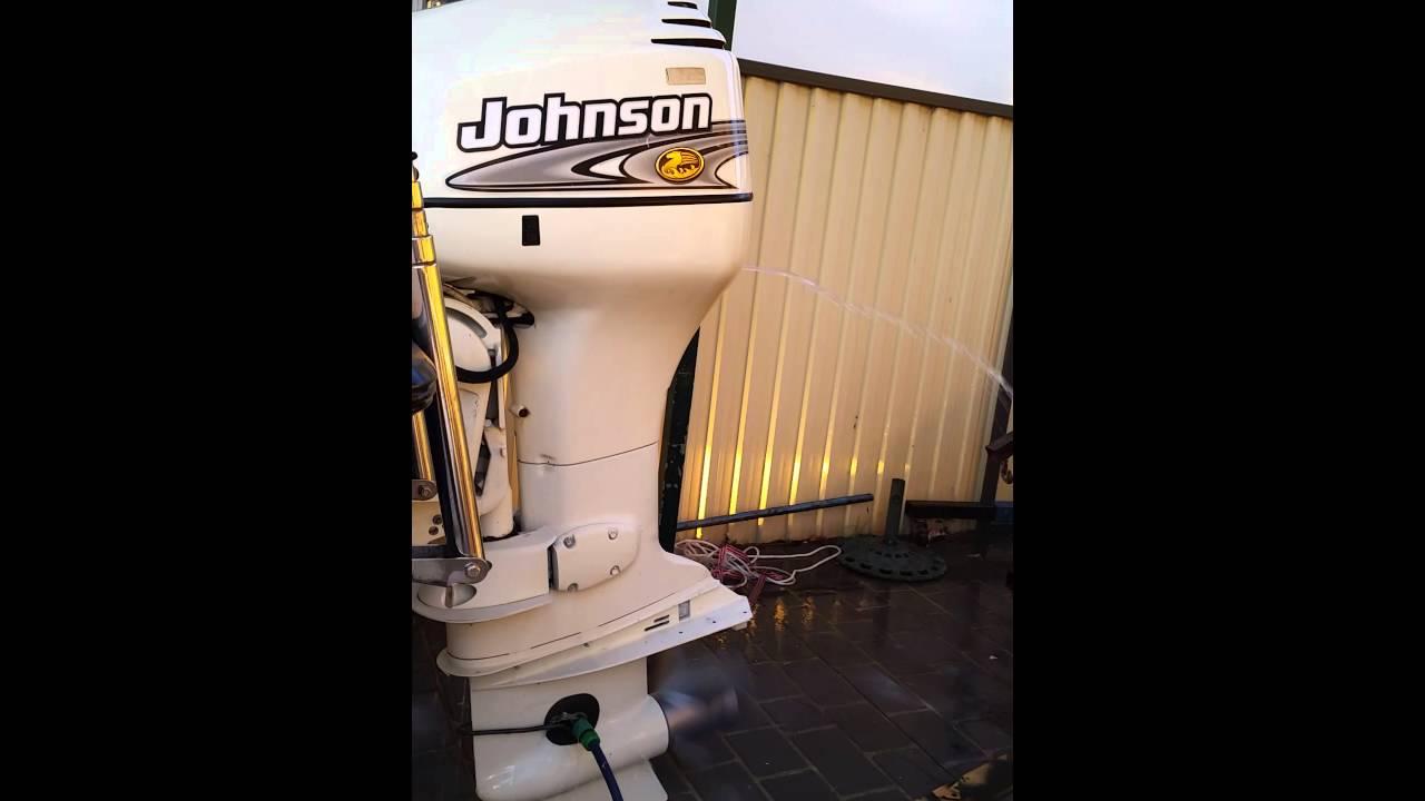 Johnson Ocean Pro 90 HP