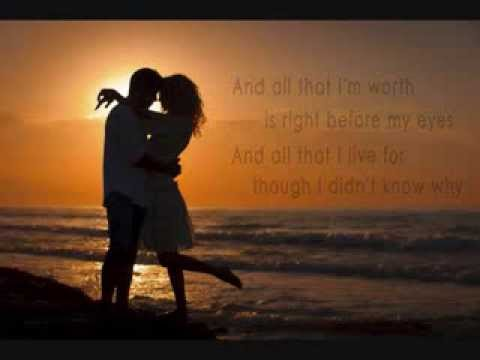 God gave me you lyrics