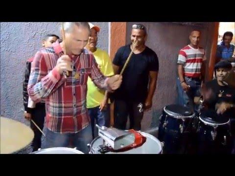 Rumba en  La Esquina Famosa en Ponce Puerto Rico