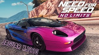 Need for Speed: No limits - Jaguar XJ220 (ios) #118