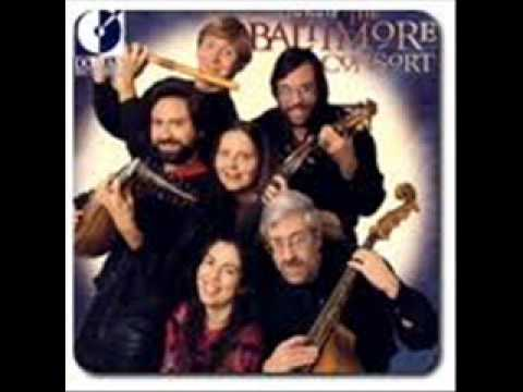 Baltimore Consort   Old Maid of the Mill Dust