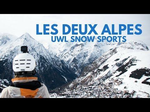 LES DEUX ALPES 2018 - UWL SNOWSPORTS