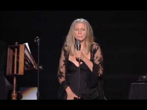 Barbra Streisand-Windmills of your mind-Live 2011