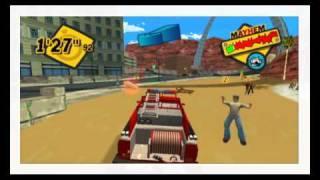 Emergency Mayhem (Wii) - European Trailer