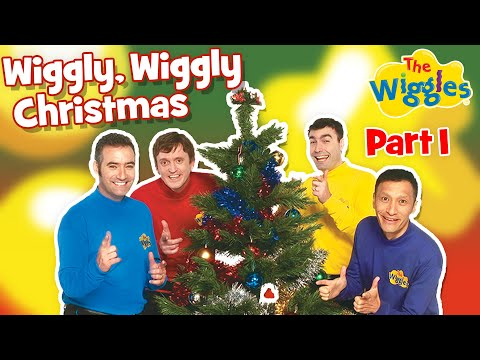 Classic Wiggles: Wiggly, Wiggly Christmas (Part 1 Of 4)