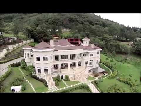 Costa Rica real estate - Luxury Mansion for Sale in Escazu