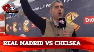 🔴DIRECTO | REAL MADRID - CHELSEA con EL CHIRINGUITO | Semifinal Champions League ida