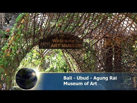 Bali - Ubud - Agung Rai Museum of Art