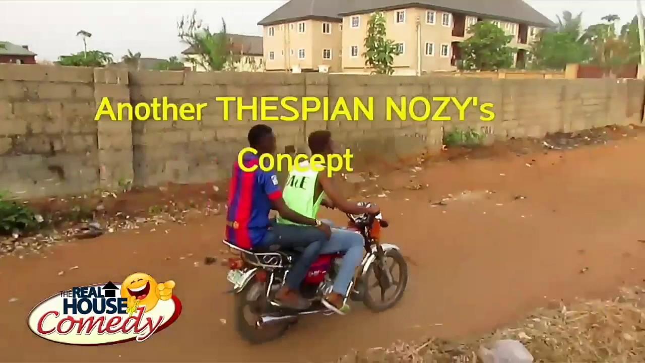 Download OKADA (Real House Of Comedy) (Nigerian Comedy)