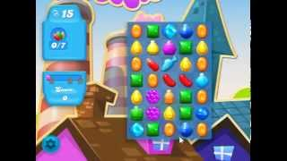 Candy Crush Soda Saga Level 1