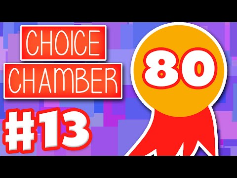Choice Chamber - Gameplay Walkthrough Part 13 - New Record! (Live on Twitch with Facecam)