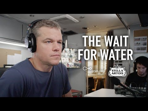 The Wait for Water | Water.org & Stella Artois