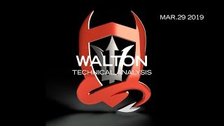 Walton Chain Technical Analysis (WTC/BTC) : Trading Green Bananas...  [03.29.2019]