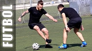 Cristiano Ronaldo's Skills & Moves (Stepover + Snake) - Football videos and tricks for match day