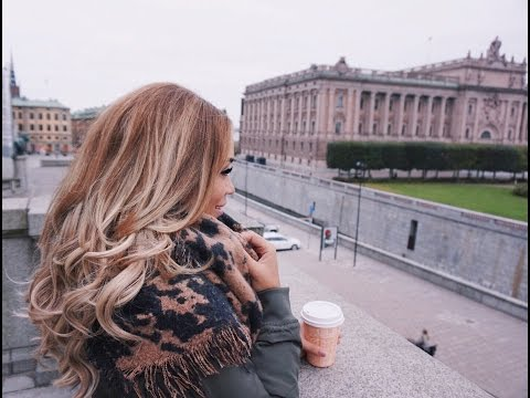 Stockholm, Sweden Fall 2016 | Travel Diary | Ashley Bloomfield