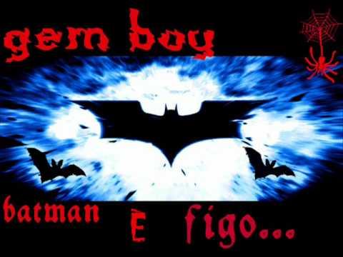 gem boy - batman è figo [completa] ( tutte le edizioni part n° 1-2-3) colorado!!