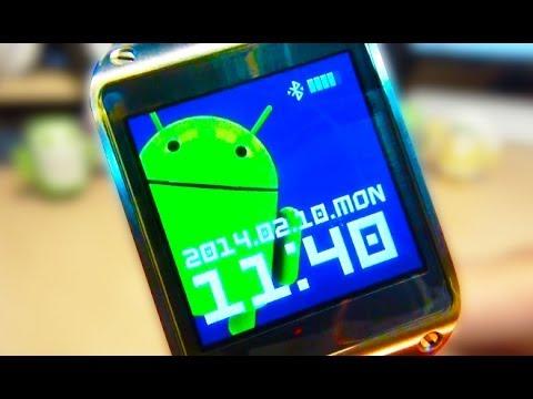 Samsung Galaxy Gear WATCH styler!