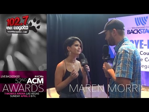 Maren Morris Shows Off Her Sassy New Haircut