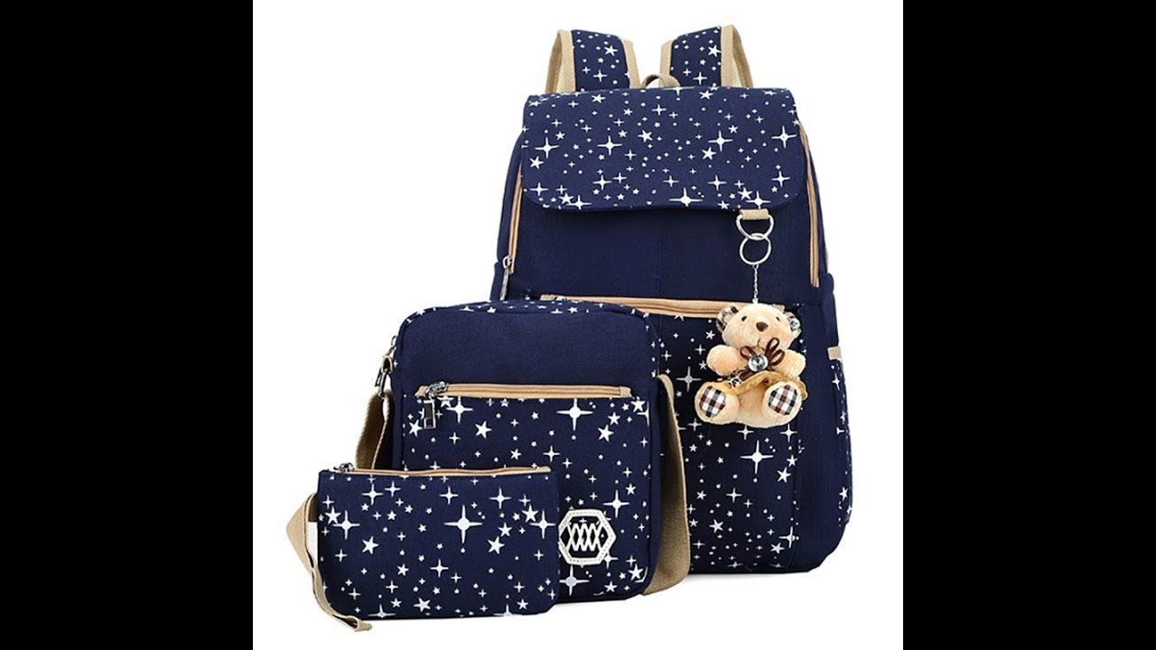 91a62fa8fcaa3 Best and Chic Collection of girls school bags for school year 2018