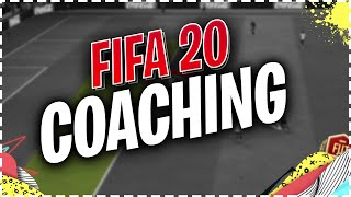 FIFA 20 COACHING | HOW TO GET BETTER AT FIFA | FUT CHAMPS TIPS TO GET MORE WINS THIS WEEKEND!