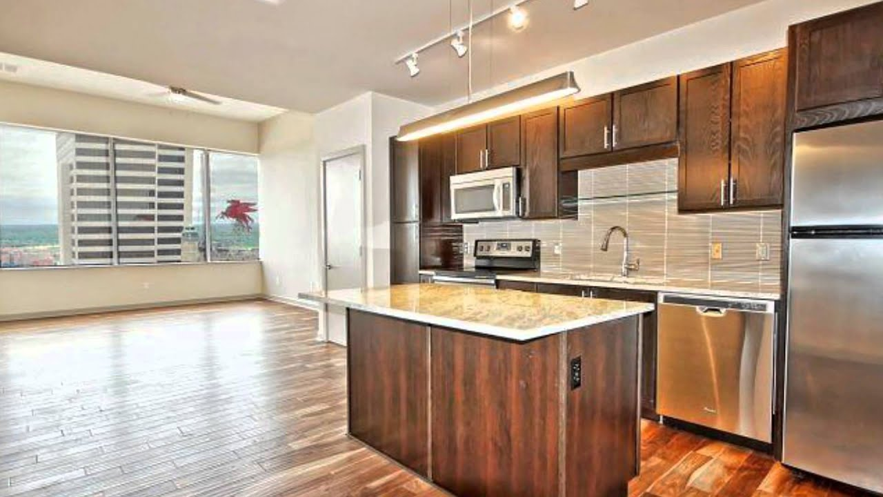 ltv tower apartments for rent in dallas tx youtube