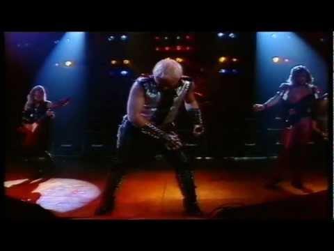 Judas Priest - Freewheel Burning - 83' HD