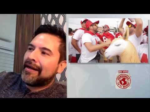 """""""Peruanos en el Mundo: en VIVO"""": Un DJ en Porto Alegre"""