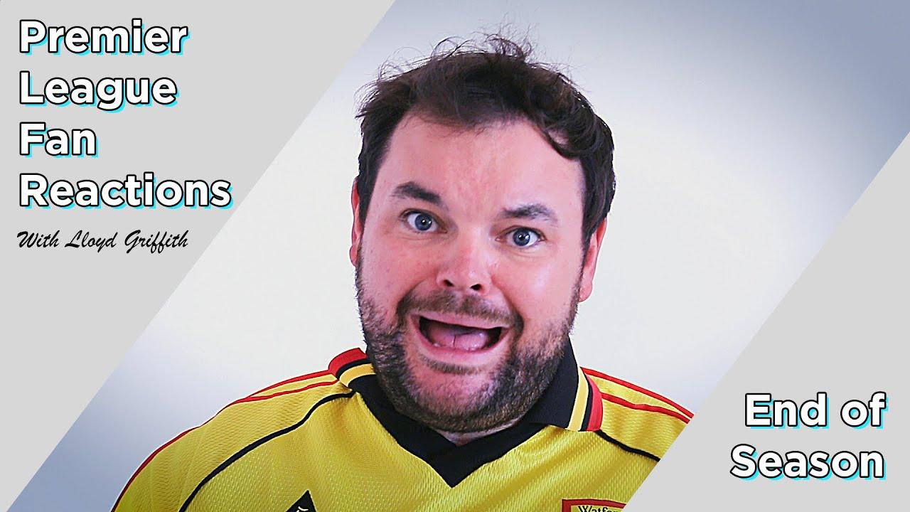 Premier League Fan Reactions - Season Review 19/20