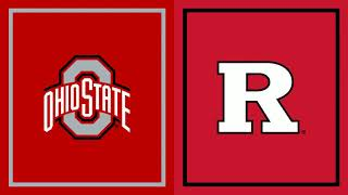 First Half HIghlights: Rutgers At Ohio State   Big Ten Football