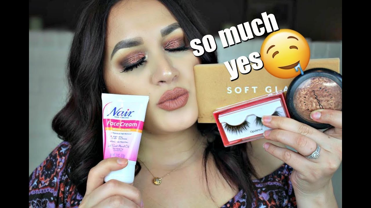 35ad415e6bb CURRENT BEAUTY FAVORITES - SO GOOD! | glossandtalk - YouTube