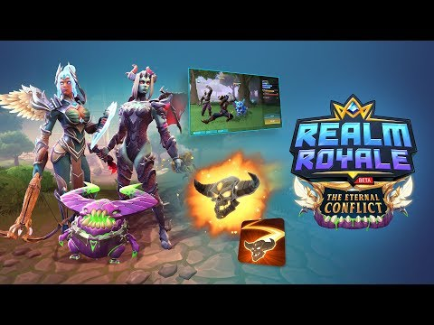 Realm Royale - OB20: The Eternal Conflict Update Show