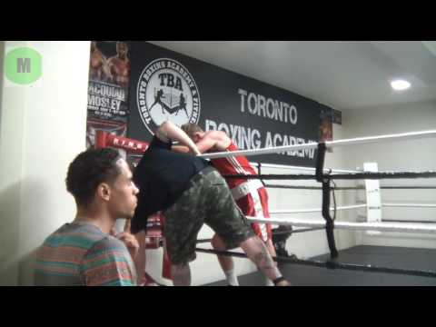 Boxing--Toronto Boxing Academy