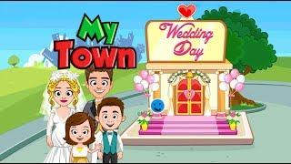 My Town: Wedding Day. Май Таун: День Свадьбы