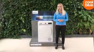 Siemens WT44W562NL iSensoric Wasdroger Review (Nederlands)