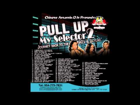 Chinese Assassin - Pull Up My Selector 2 (Ragga & Dancehall Mixtape 2011 Preview)