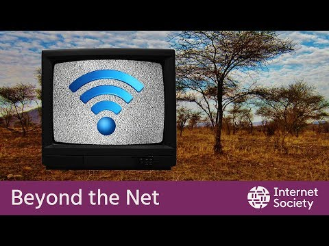 White Space Internet for the underserved of Tanzania