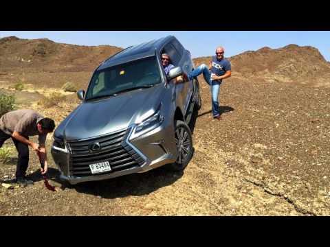 Grand-обзор Lexus LX 450d :  глазами владельца // Grand Second Test