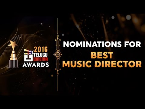 Telugu Cinema Awards 2016 | Nominations for Best Music Director | AR Rahman | DSP | Anup Rubens