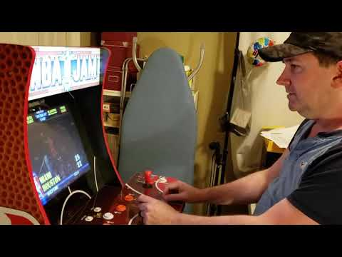 Arcade1Up NBA Jam Arcade Review from Best Buy Canada Product Videos