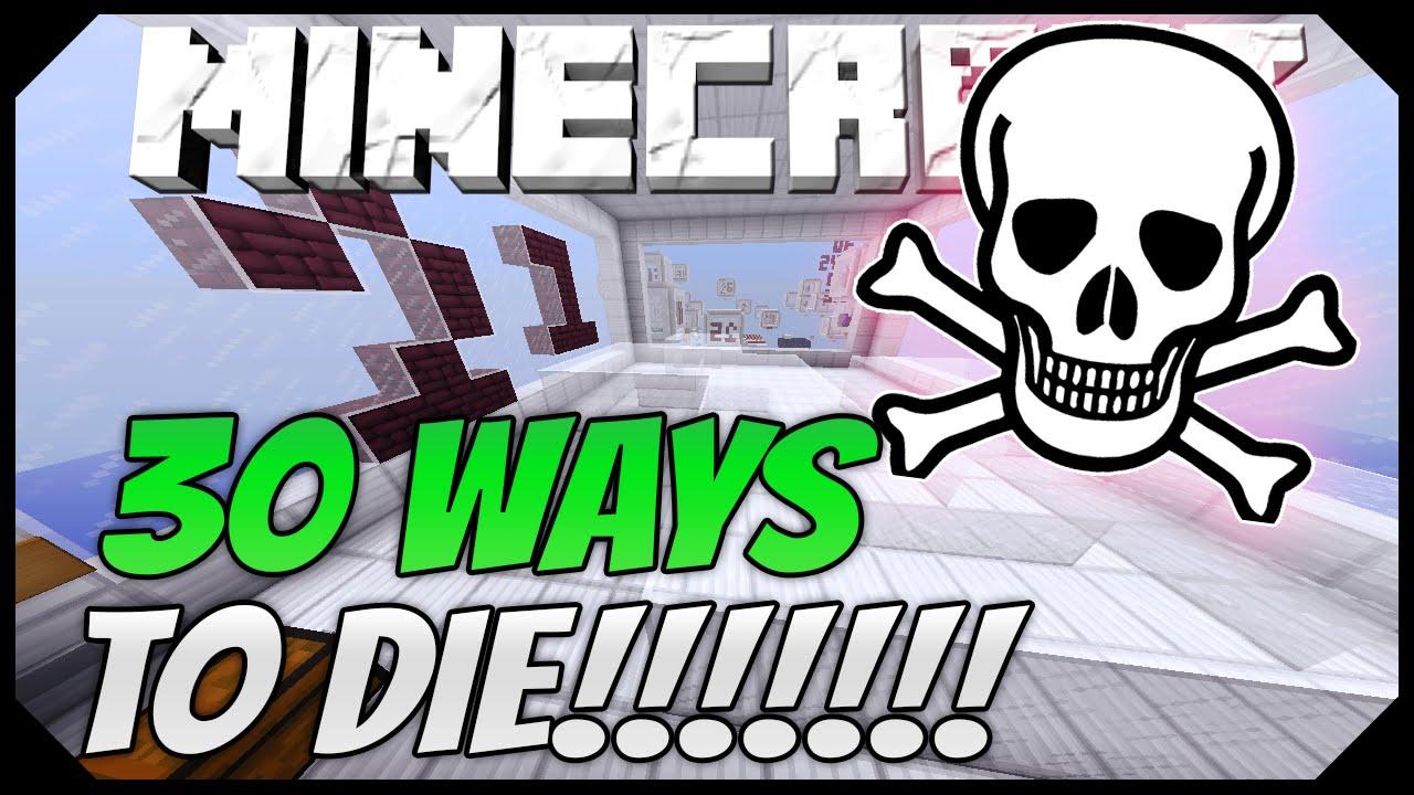 30 Ways to Die Map