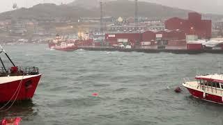 Qaqortoq storm