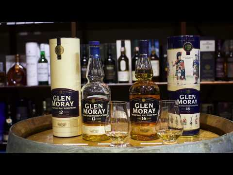 Glen Moray 12 years Old vs Glen Moray 16 years old    Whisky Review   Prenzel of Whitford.