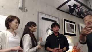 UCHIDA_TV 日本を代表する写真家 山岸伸先生のSOHOスタジオにおじゃまし...