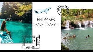 PHILIPPINES // Travel Diary