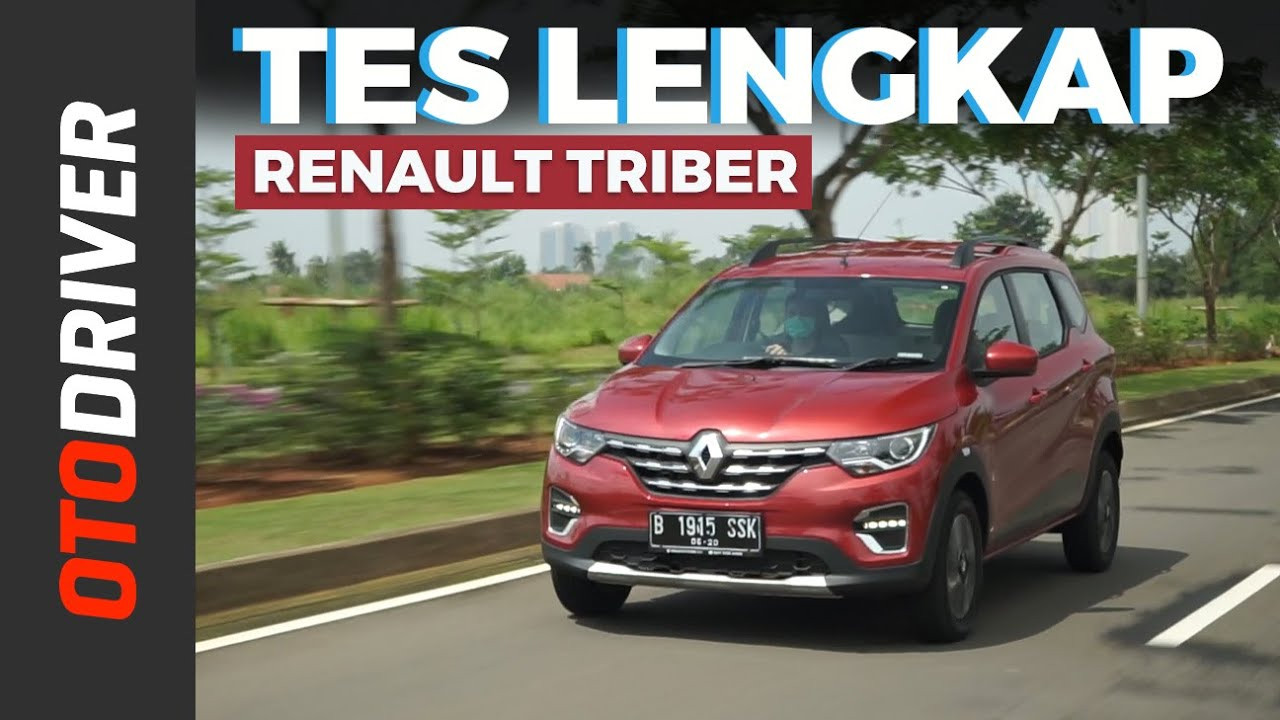 Renault Triber 2020 | Review Indonesia | OtoDriver