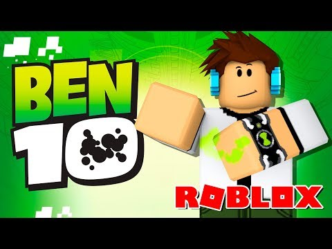 Roblox - BEN 10 E TODOS OS ALIENS !! (...