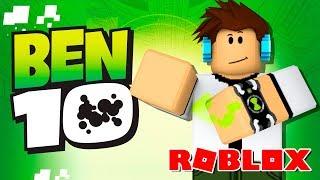 Roblox - BEN 10 E TODOS OS ALIENS !! ( Roblox Ben 10 )